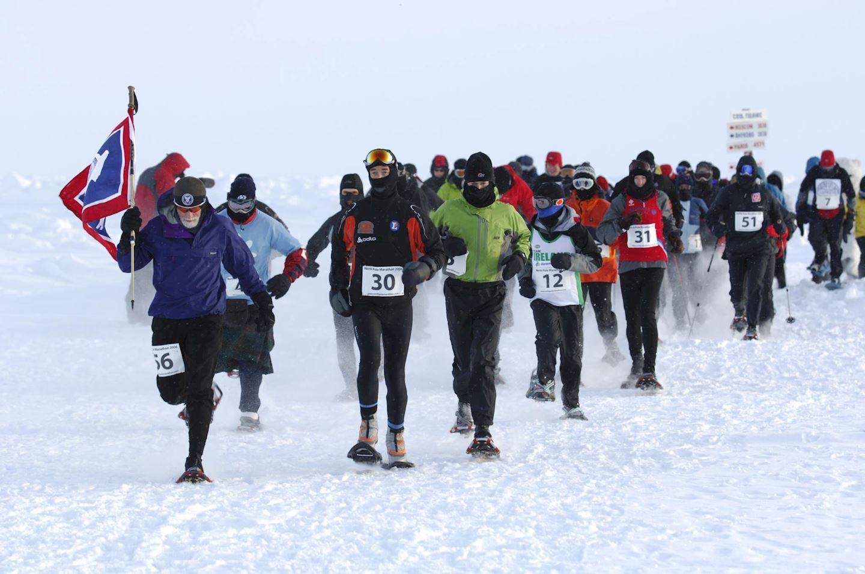 Alles over de North Pole Marathon en hoe jij er aan mee kunt doen
