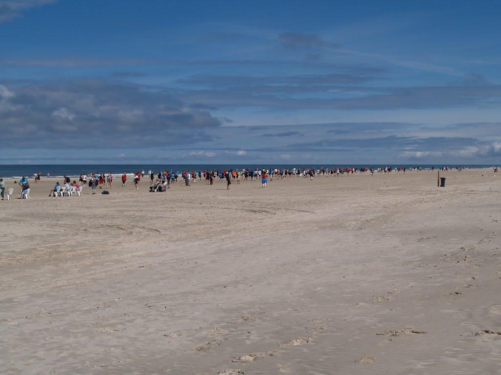 Alles over de North Sea Beach Marathon en hoe jij er aan mee kunt doen