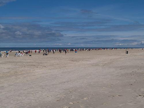 North Sea Beach Marathon