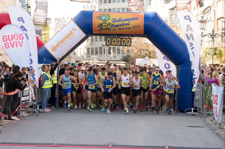 international novi sad marathon