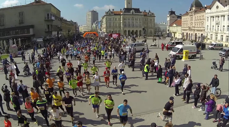 27th Novi Sad Half Marathon