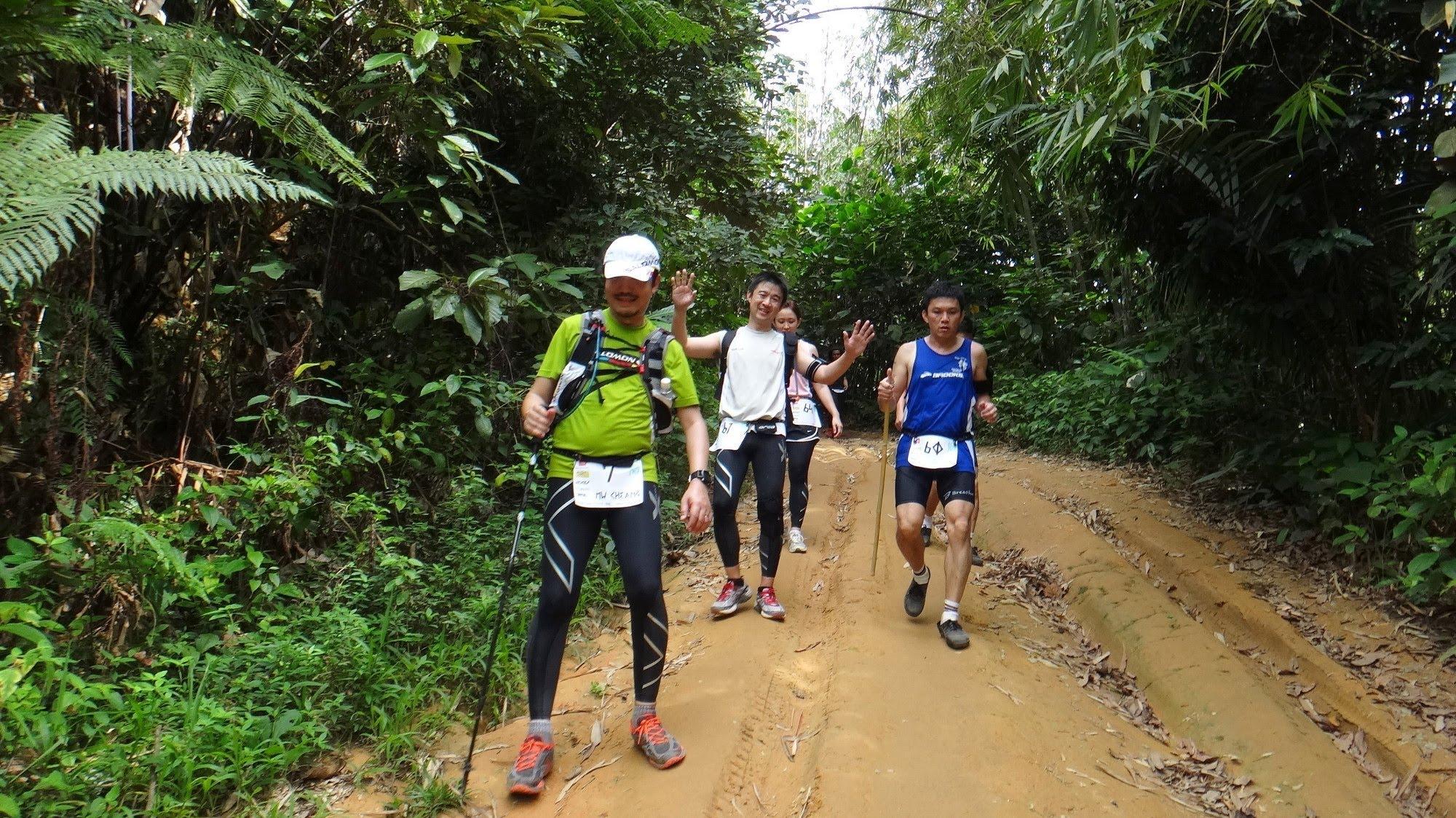 Alles over de Nuang Jungle Marathon en hoe jij er aan mee kunt doen