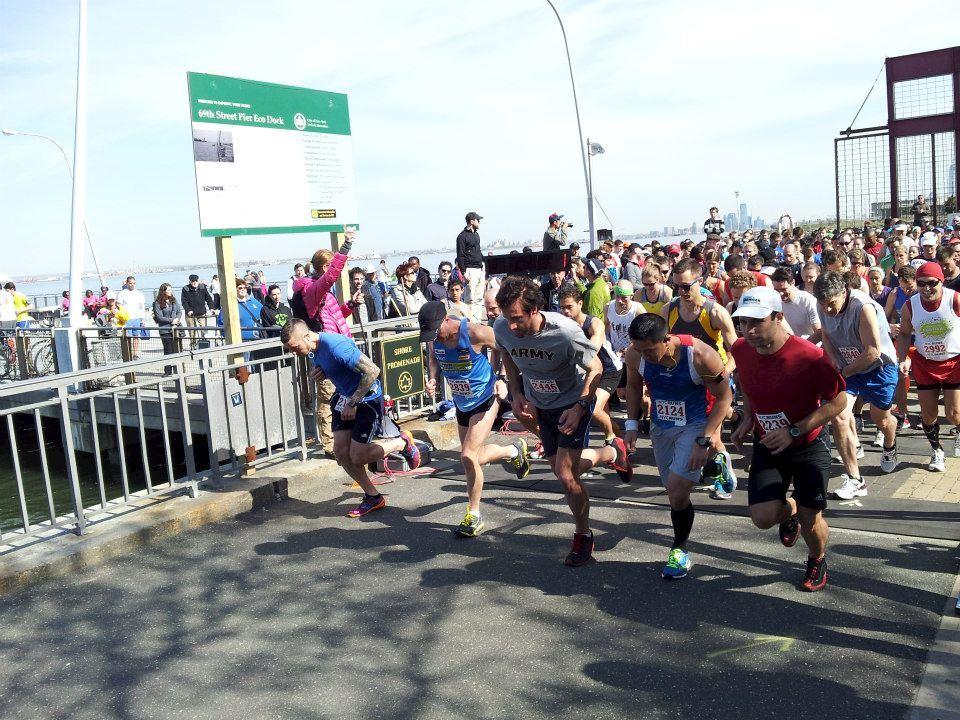 nycruns verrazano half marathon