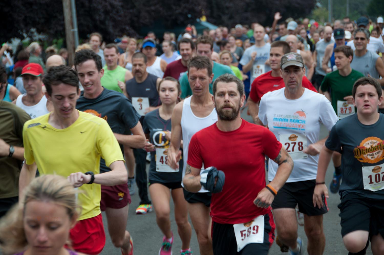 octoberfest half marathon