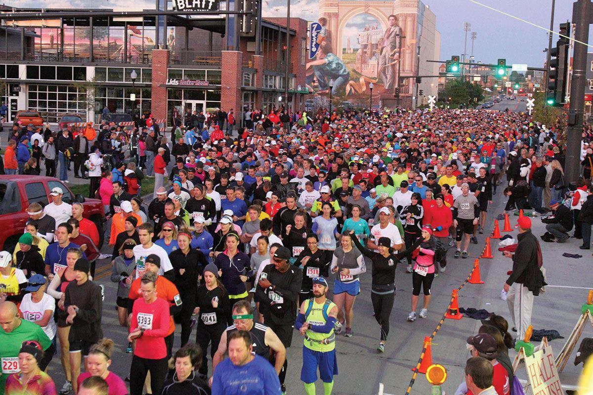 Alles over de Omaha Marathon en hoe jij er aan mee kunt doen