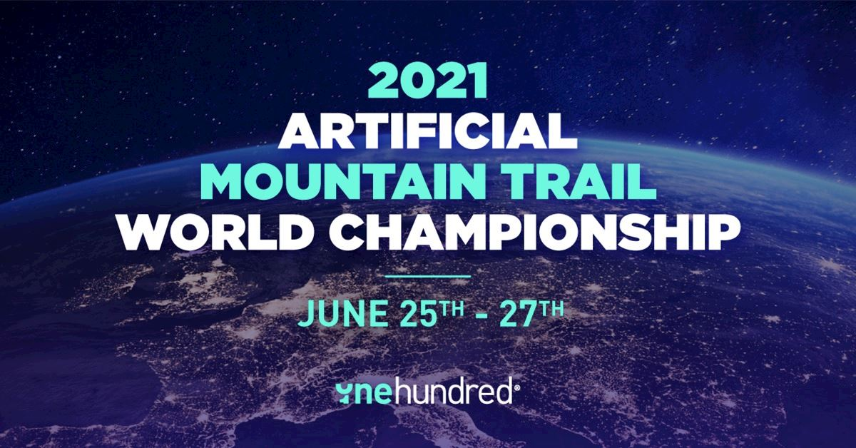 one hundred artificial mountain trail world championship