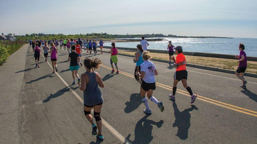 oregon coast bank newport marathon
