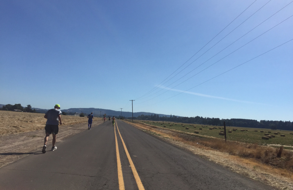 oregon summer half marathon