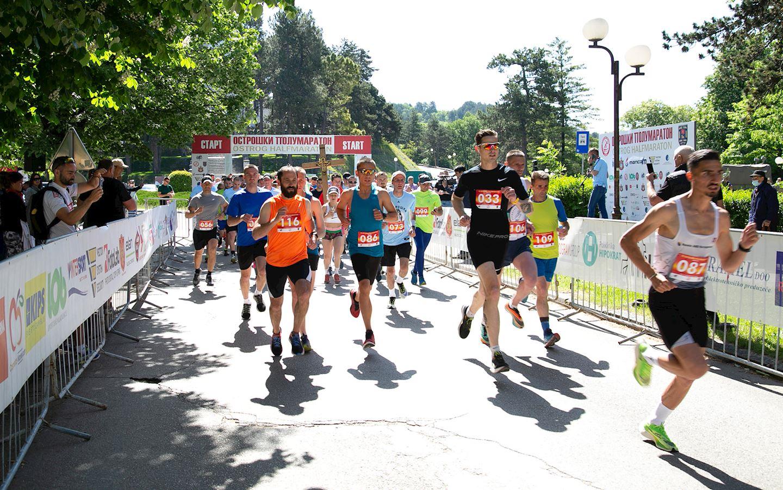 ostrog halfmarathon