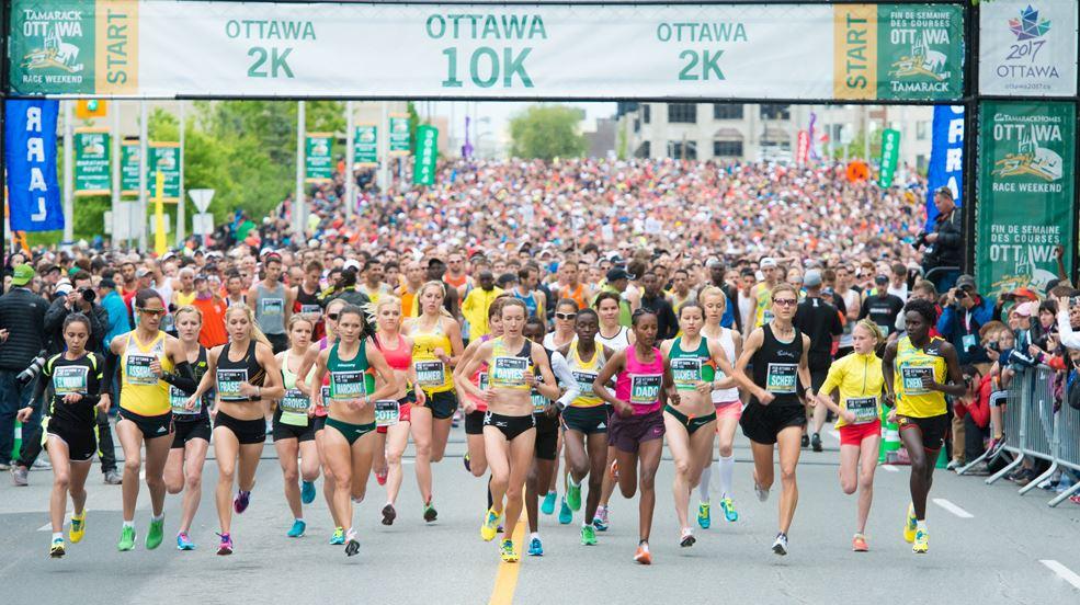Alles over de Ottawa Fall Colours Marathon en hoe jij er aan mee kunt doen