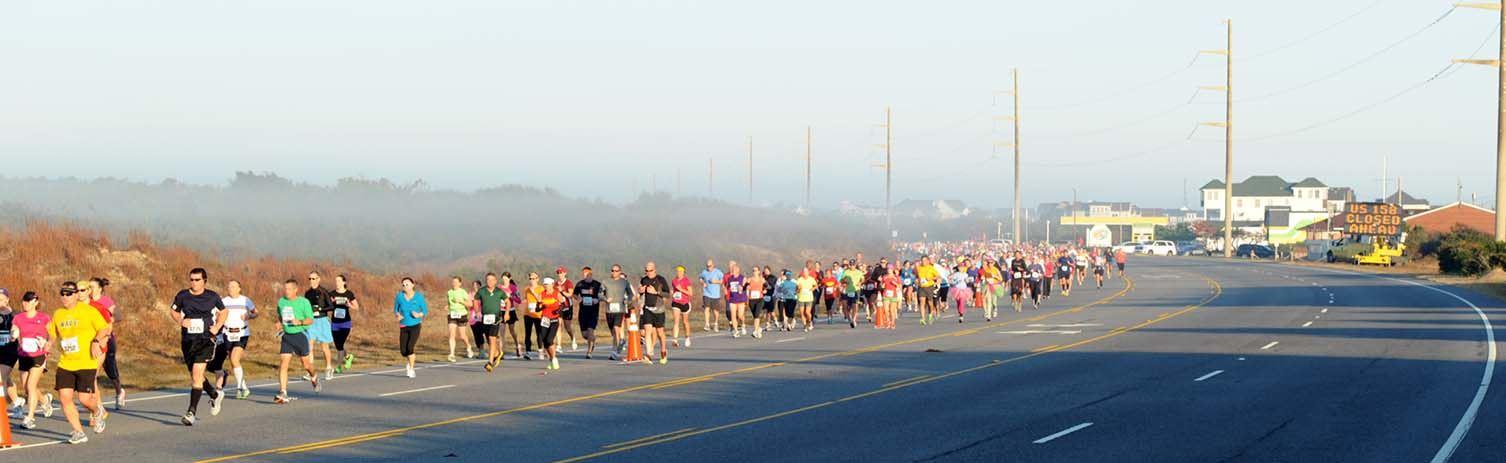Alles over de Outer Banks Marathon en hoe jij er aan mee kunt doen