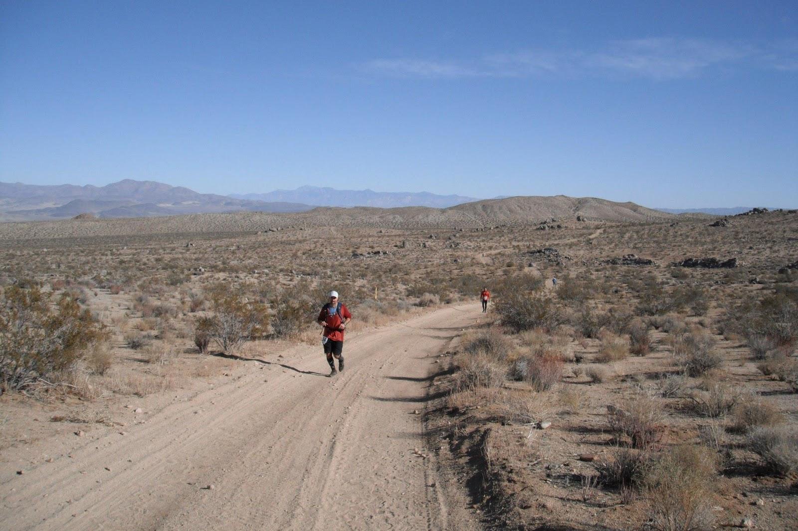 over the hill track club high desert 50k