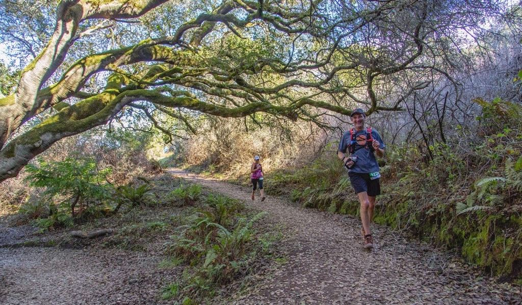 pacifica foothills trail run