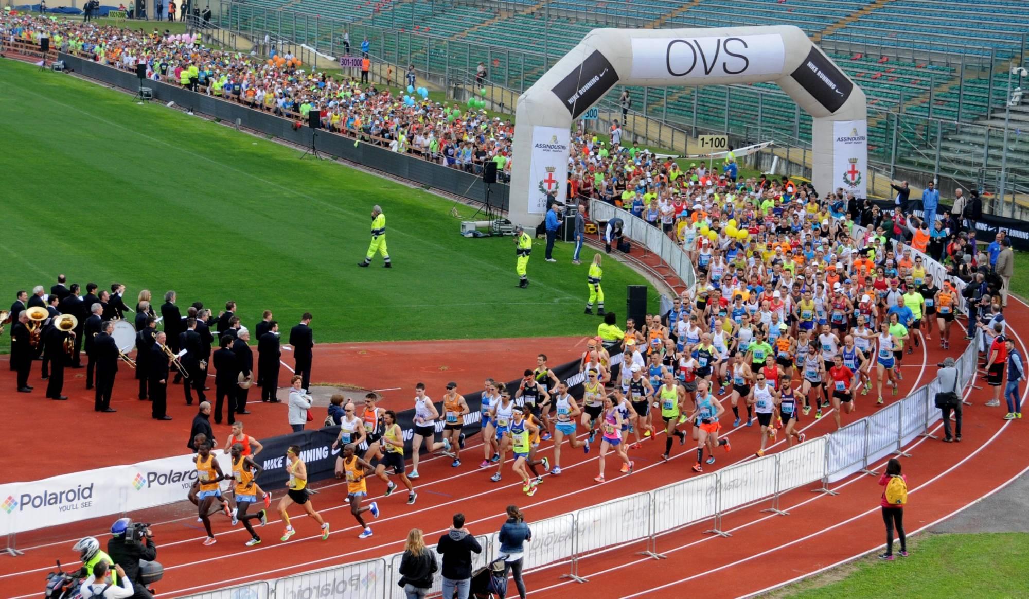 Alles over de Padova Marathon en hoe jij er aan mee kunt doen