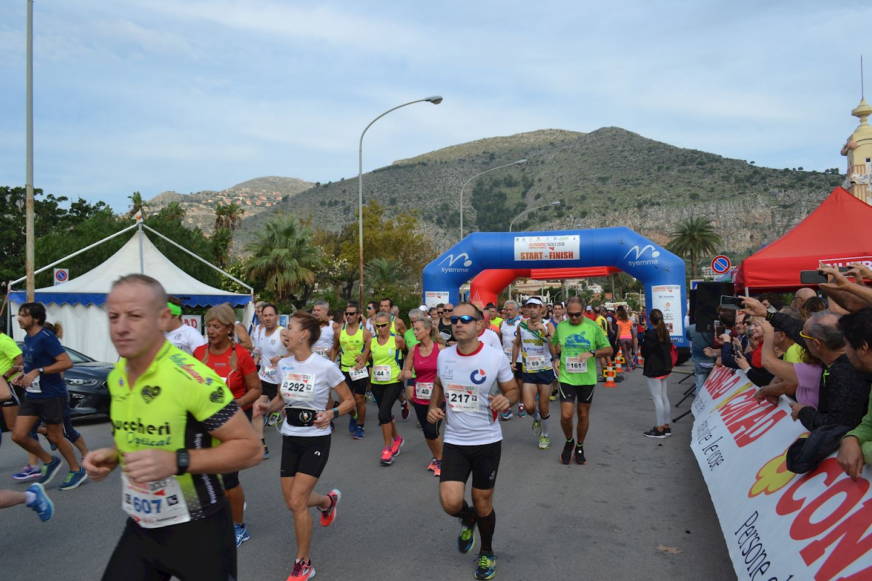 palermo international half marathon and 10 km