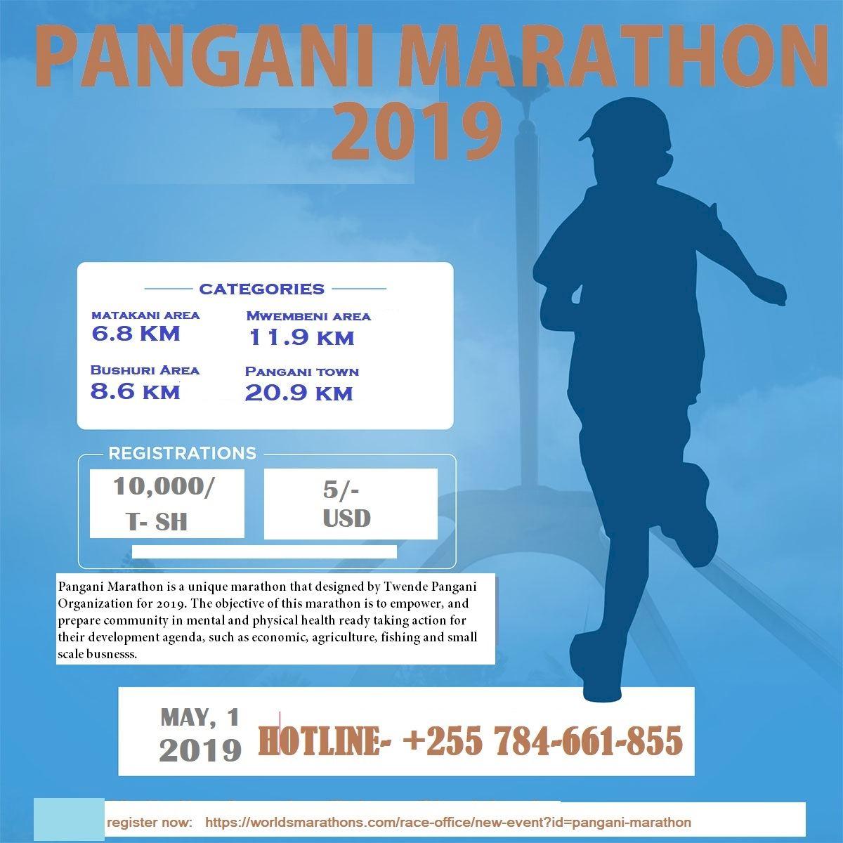pangani marathon