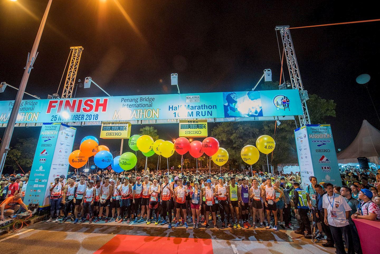 Alles over de Penang Bridge International Marathon en hoe jij er aan mee kunt doen