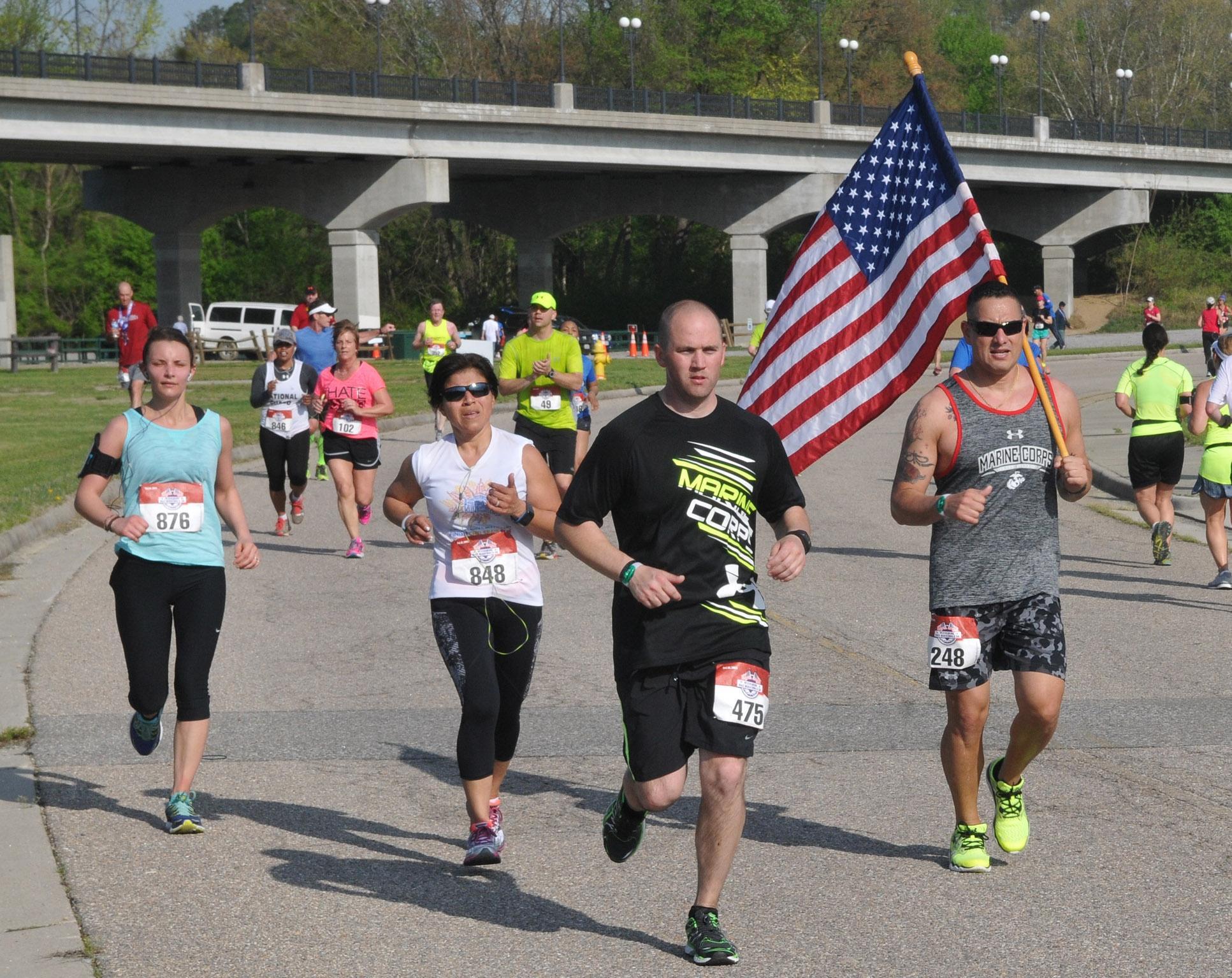 petersburg half marathon