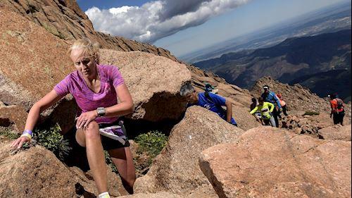 Pikes Peak Ascent Marathon