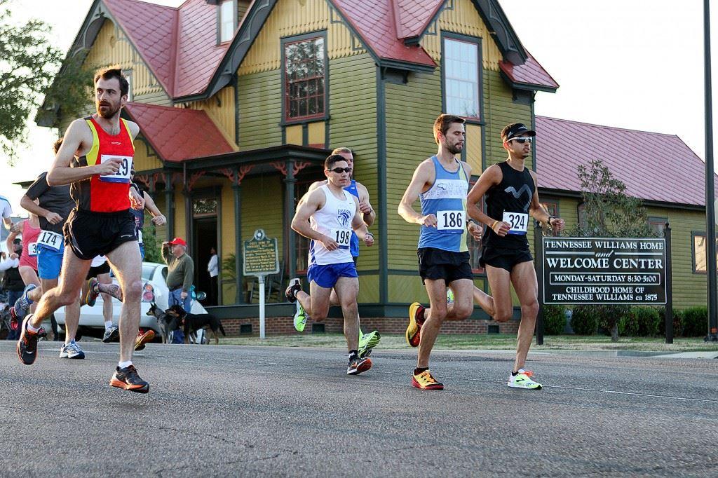 Alles over de Pilgrimage Half Marathon en hoe jij er aan mee kunt doen