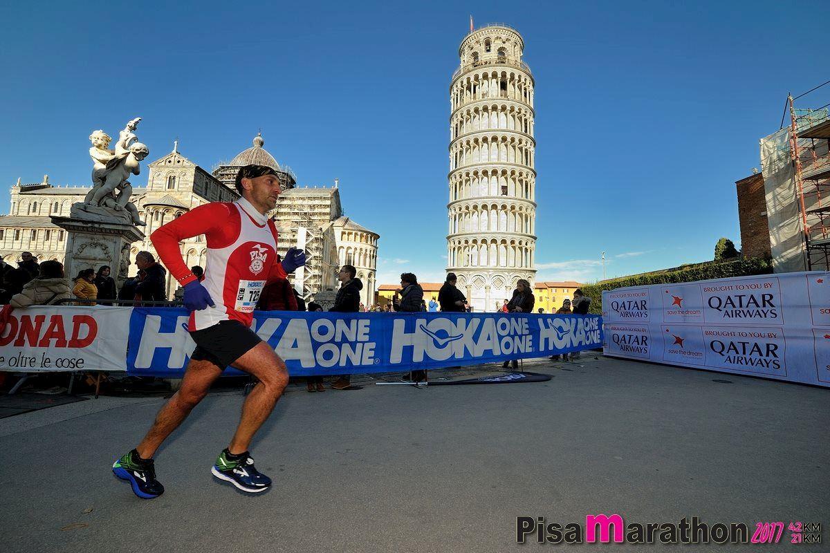 Alles over de Pisa Marathon en hoe jij er aan mee kunt doen