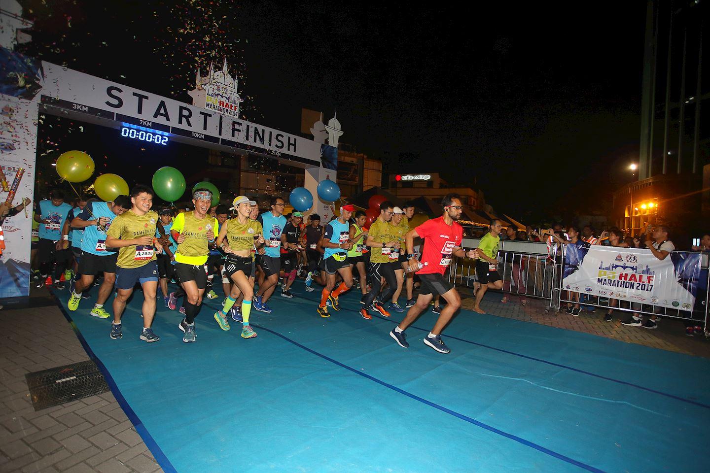 Alles over de Pj Half Marathon en hoe jij er aan mee kunt doen