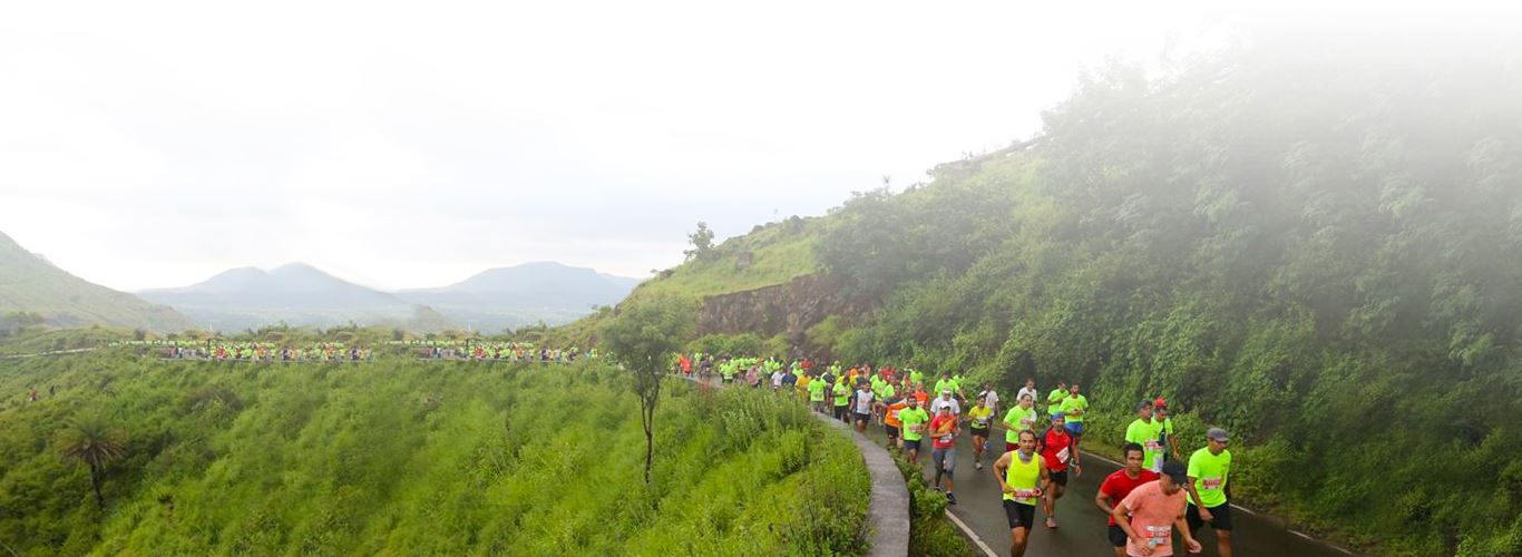 pnb metlife satara hill half marathon