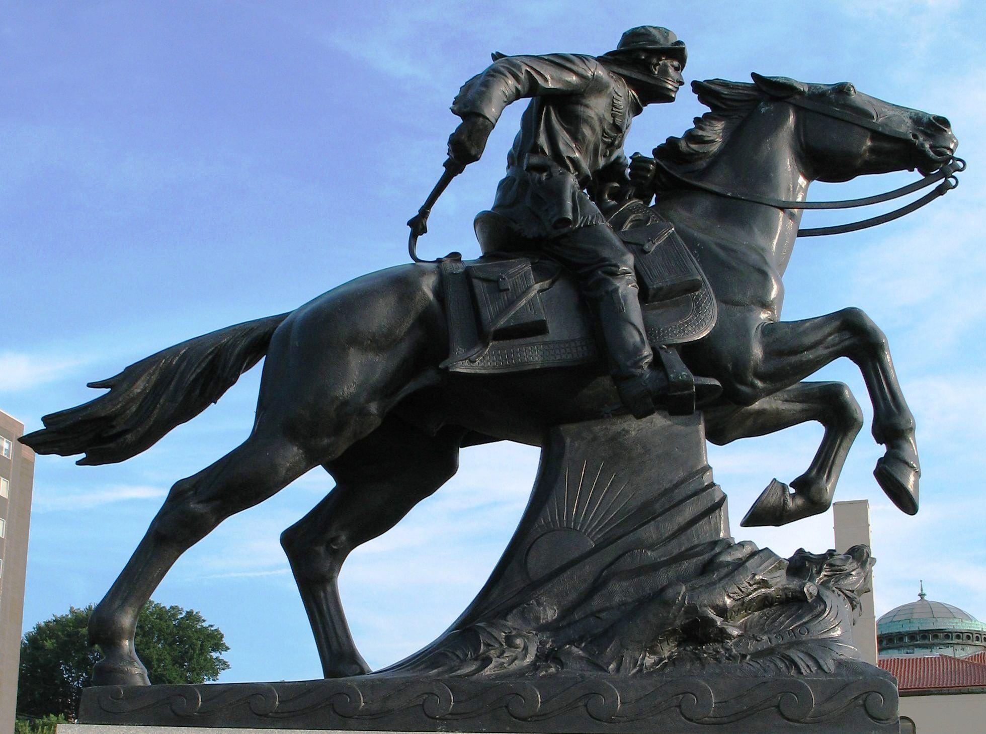 Alles over de Pony Express Marathon en hoe jij er aan mee kunt doen