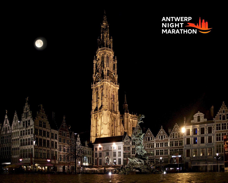 port of antwerp night marathon