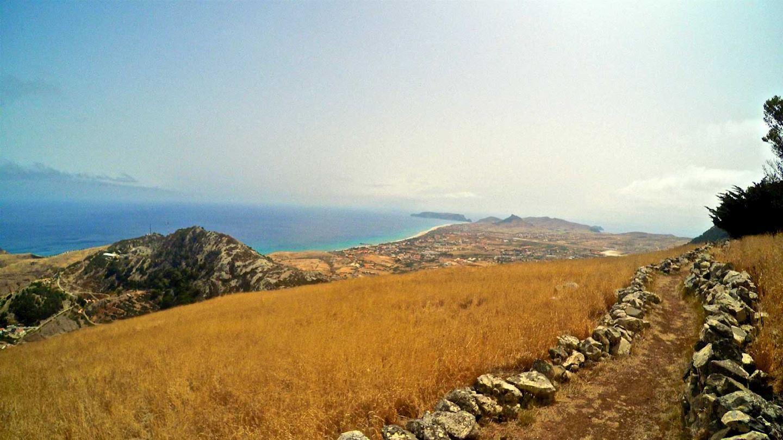 porto santo nature trail
