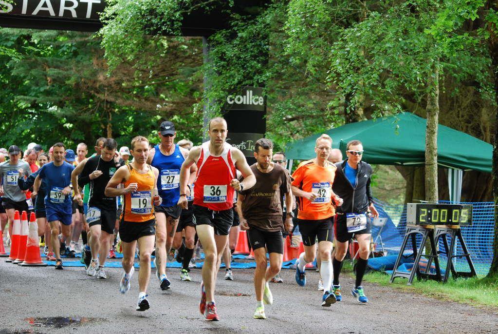 Alles over de Portumna Forest Marathon en hoe jij er aan mee kunt doen