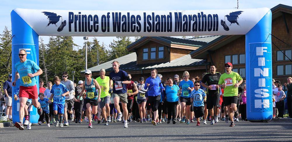 prince of wales island marathon