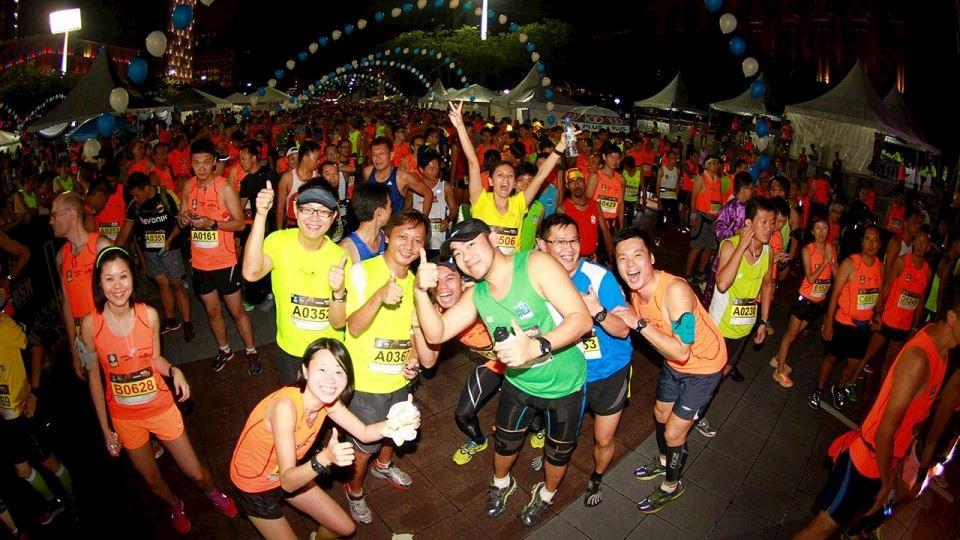 Alles over de Putrajaya Night Marathon en hoe jij er aan mee kunt doen