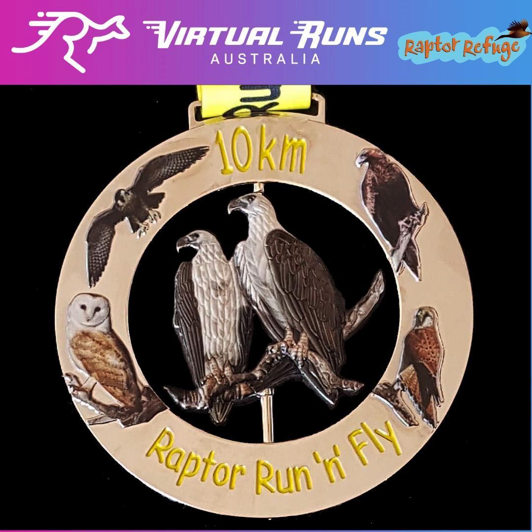 raptor run n fly