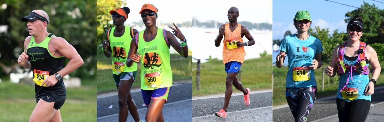 reggae marathon virtual run
