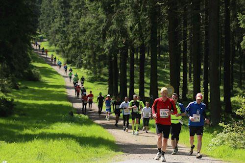 Rennsteiglauf Marathon