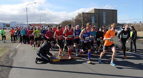 Reykjavik Spring and Autumn Marathons