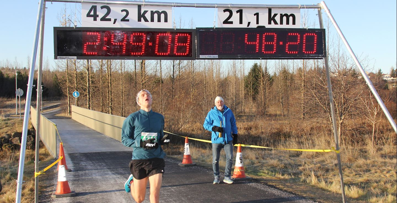 reykjavik autumn marathon2
