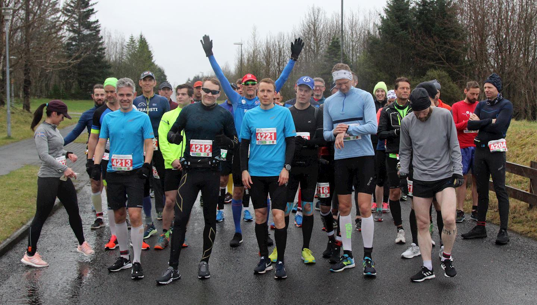 reykjavik spring marathon