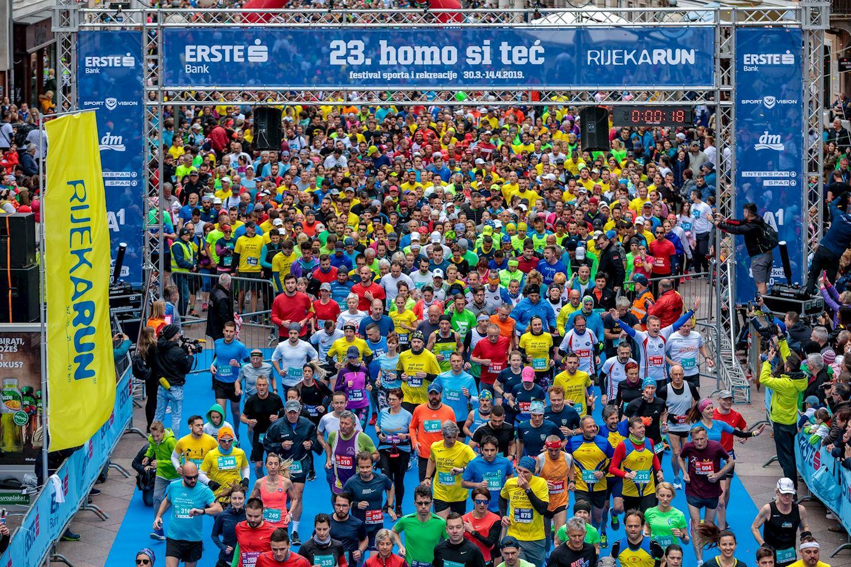 Alles over de Rijeka Marathon en hoe jij er aan mee kunt doen