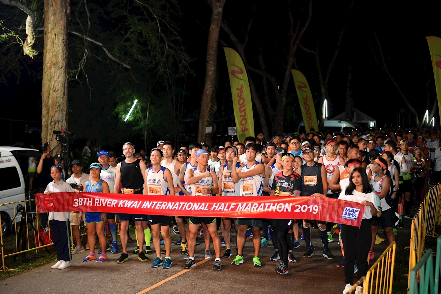 river kwai international half marathon