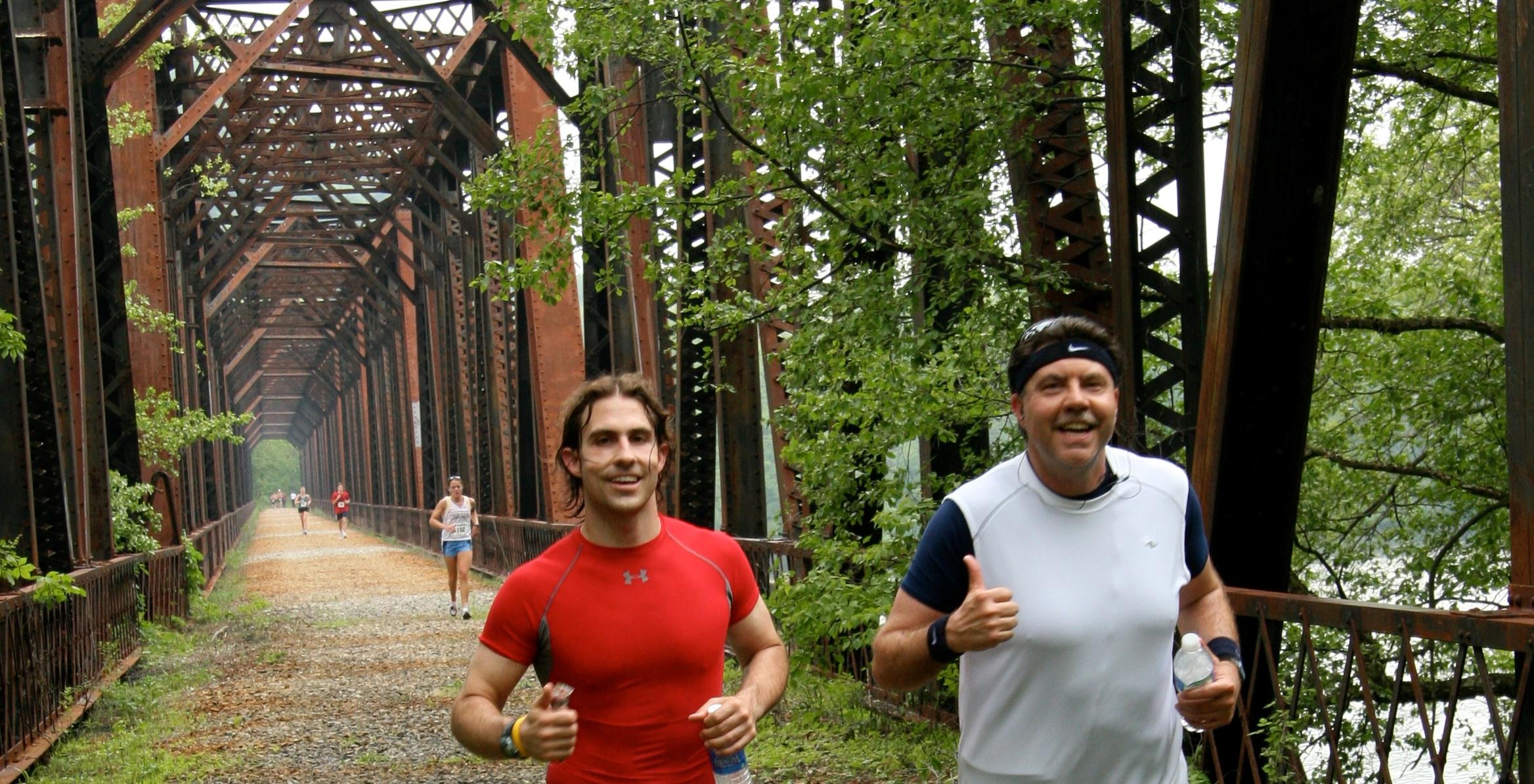 river towns half marathon