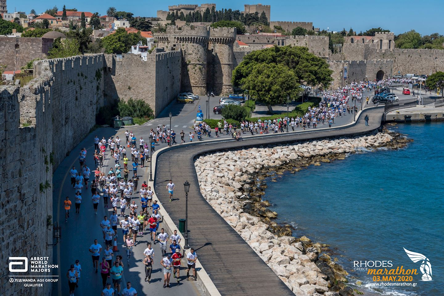 roads to rhodes marathon