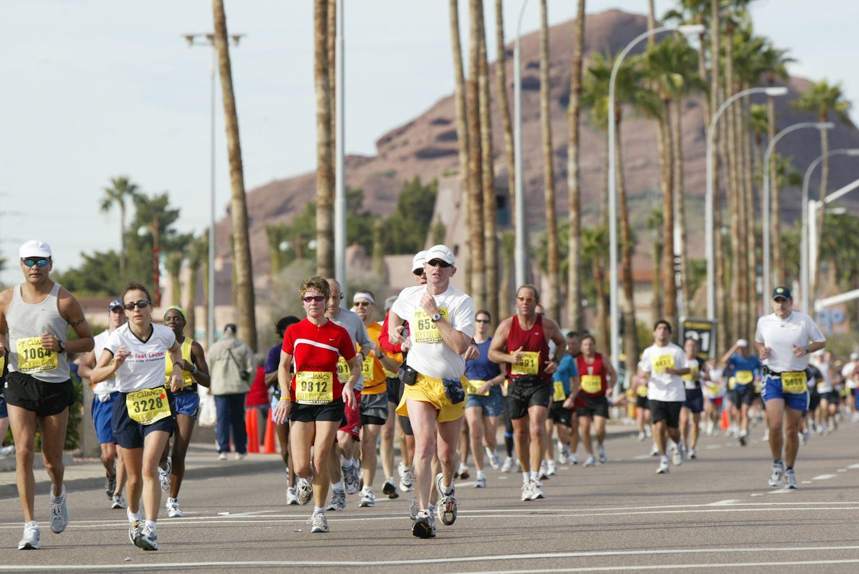 Alles over de Rock N Roll Arizona Marathon en hoe jij er aan mee kunt doen