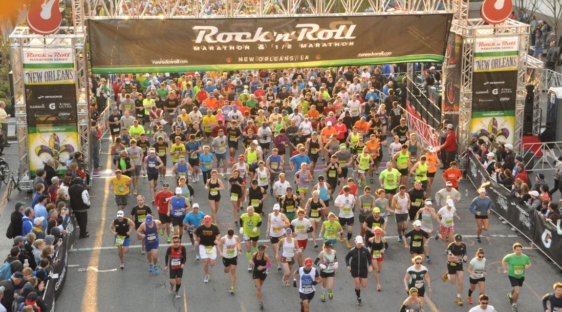 Alles over de Rock N Roll Mardi Gras Marathon en hoe jij er aan mee kunt doen