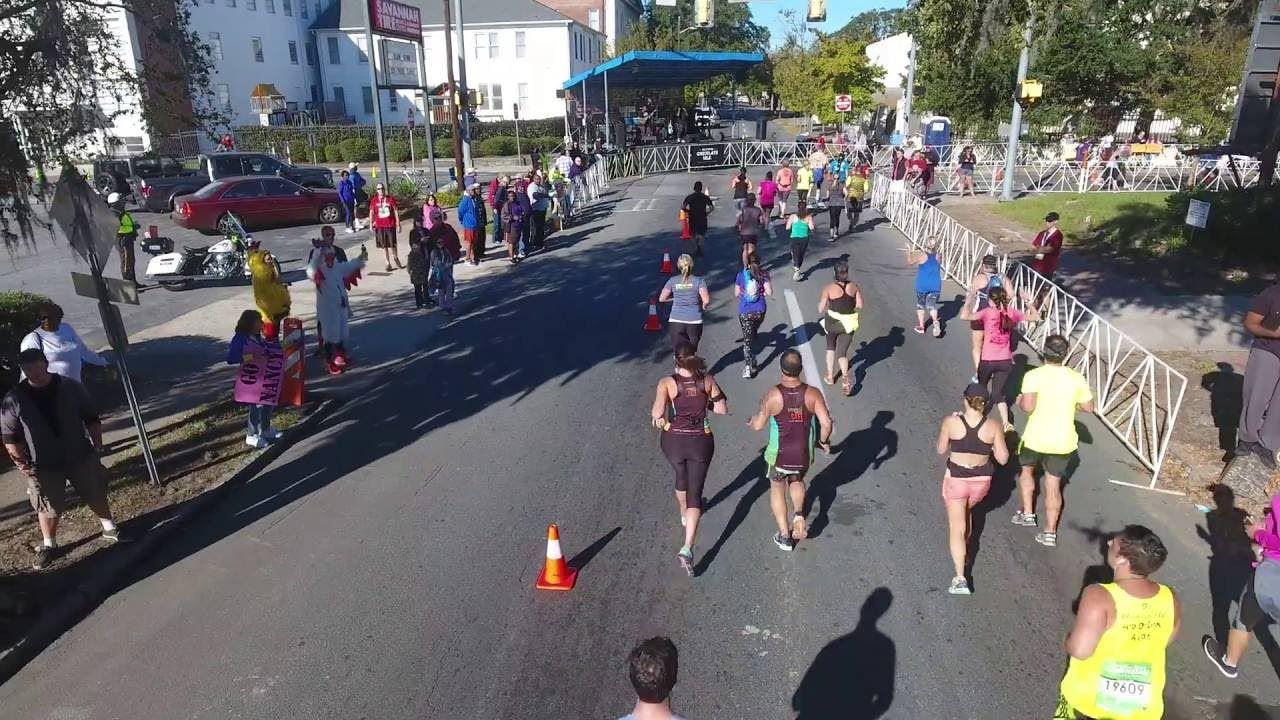 Alles over de Rock N Roll Savannah Marathon 1 2 Marathon en hoe jij er aan mee kunt doen