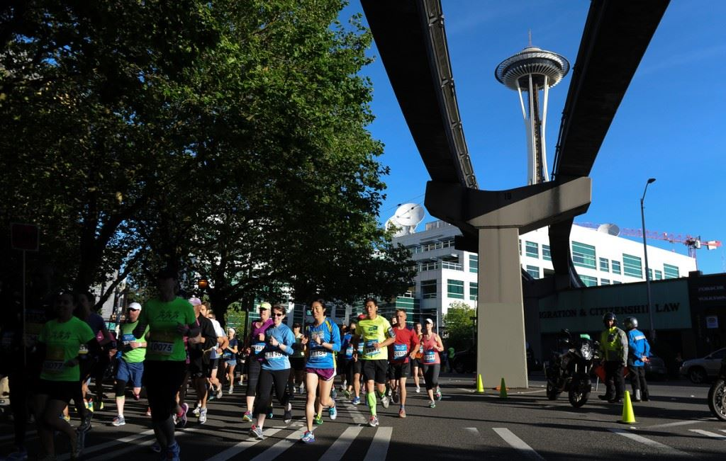 Rock N Roll Seattle Marathon Amp 12 Marathon Jun 08 2019