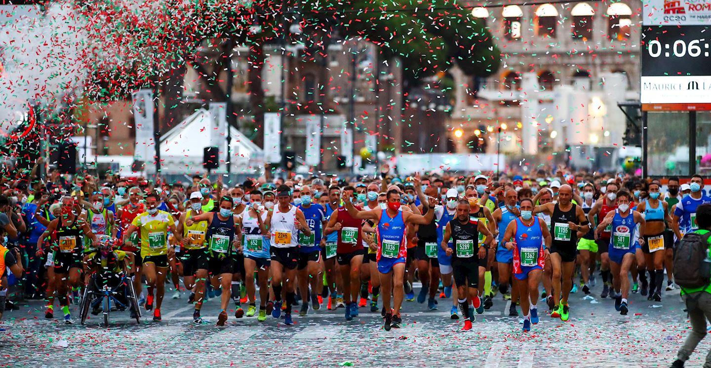 Alles over de Rome Marathon en hoe jij er aan mee kunt doen