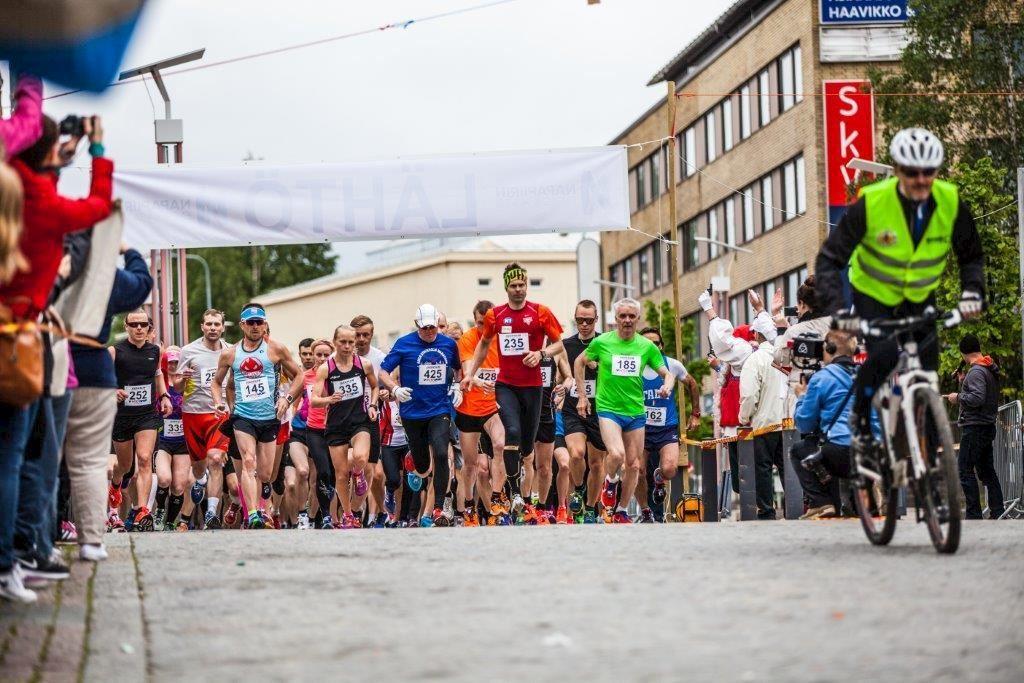 Alles over de Rovaniemi Marathon en hoe jij er aan mee kunt doen