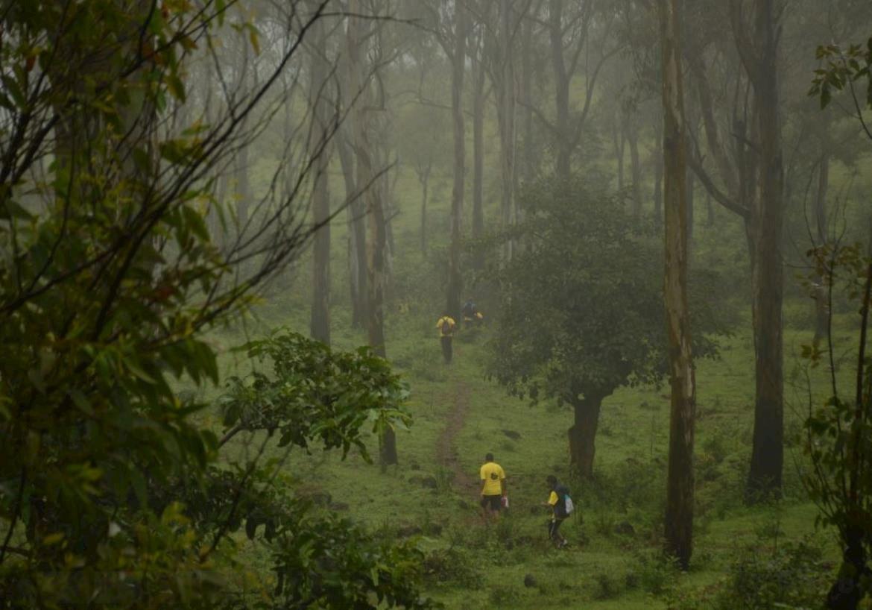 rugged sahyadri monsoon trail run